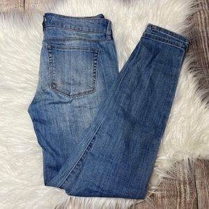"""Pacsun Low Rise """"The Skinniest"""" Light Wash Jeans"""